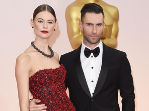 Adam Levine Ungkap Rasanya Pertama Kali Jadi Ayah