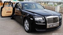 Test Drive Rolls-Royce Ghost