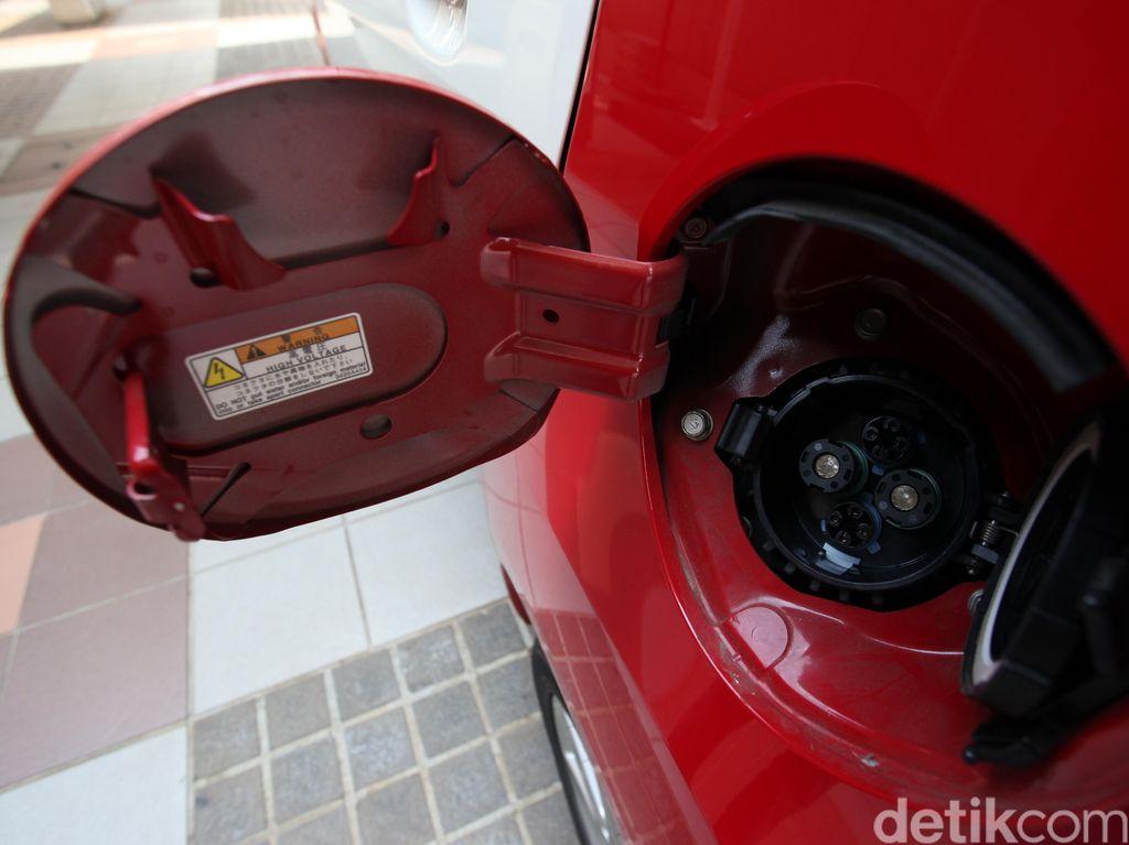 Mobil Listrik Dimanja dengan PPnBM 0%