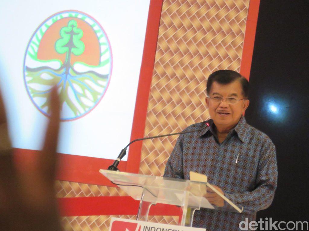 JK: Tak Ada Presiden yang Perhatian ke Industri Furnitur Selain Pak Jokowi