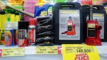 Transmart Carrefour Cuci Gudang Perlengkapan Perawatan Kendaraan