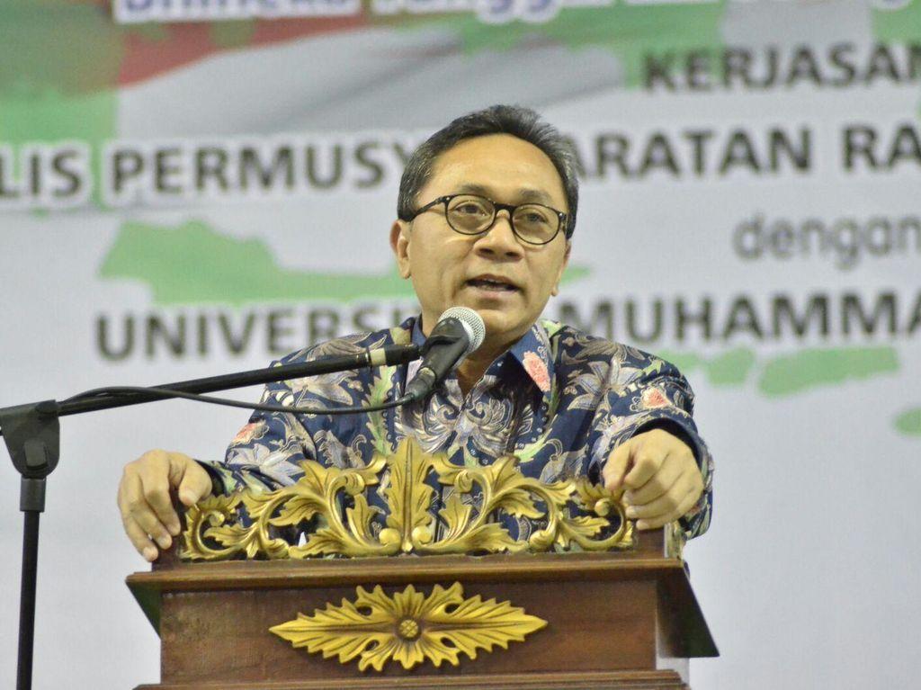 Di Seminar IMM, Ketua MPR: Teroris Jangan Dijadikan Sinetron