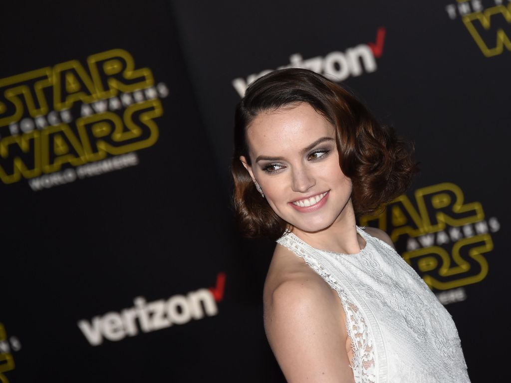 Rey Star Wars Jadi Lara Croft