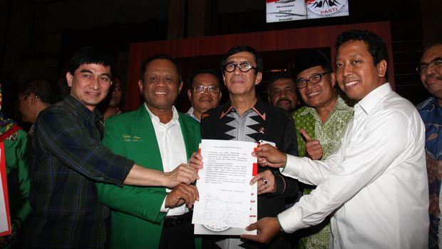 Habil Marati Tersangka Rencana Bunuh 4 Tokoh Pernah di PSSI