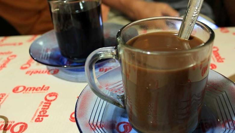 Kopi Belitung, salah satu minuman khas Indonesia (Randy/detikTravel)