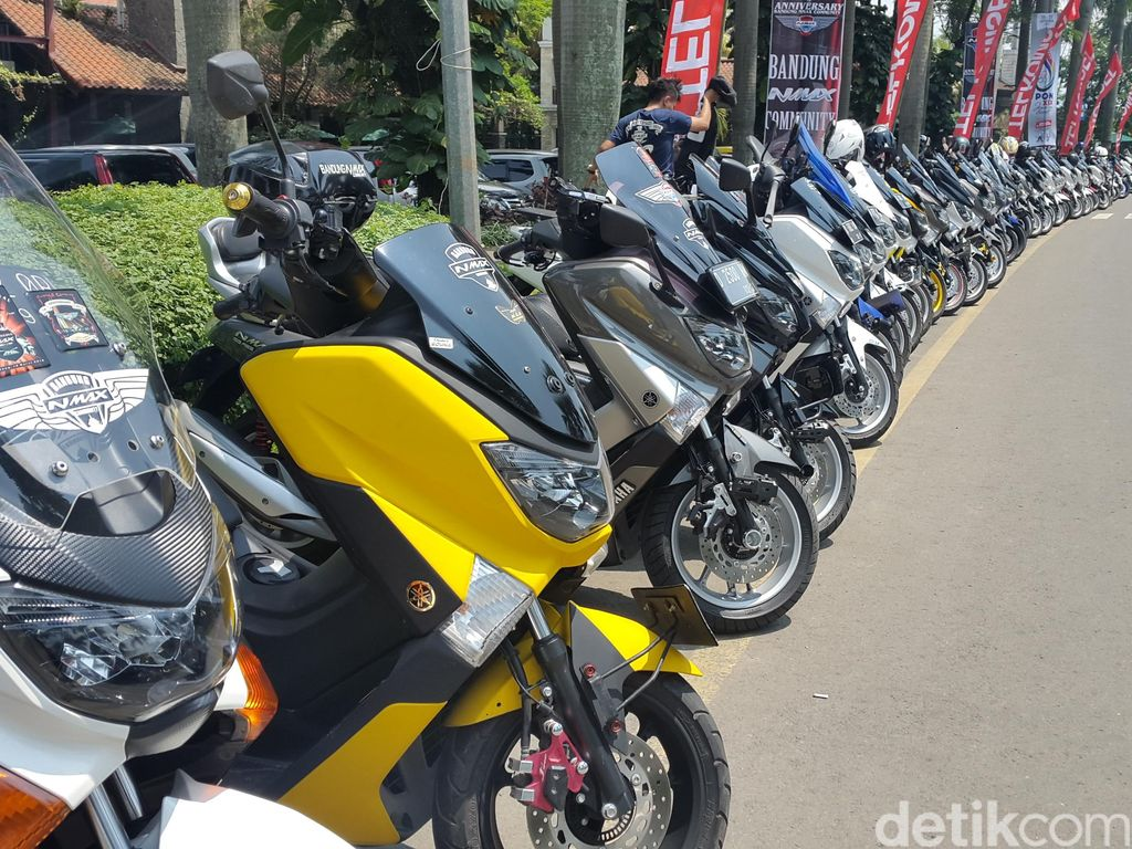 Bagaimana Persaingan Matik 150 cc di Pasar Motor Bekas?