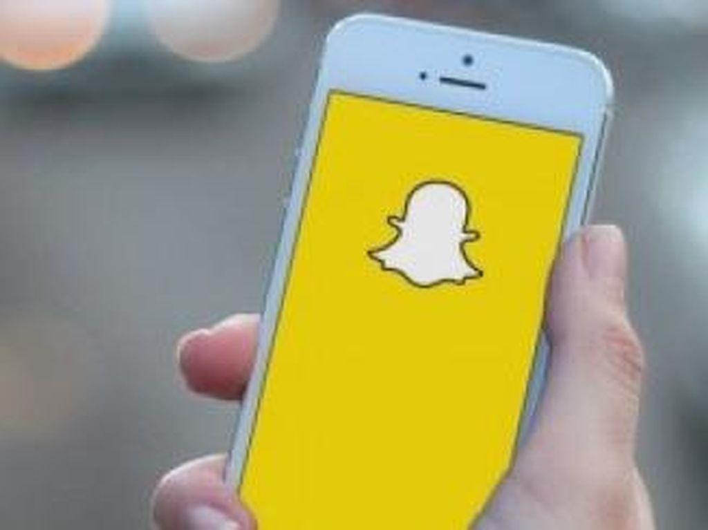 Kini Bisa Berbagi Lagu dari Spotify ke Snapchat