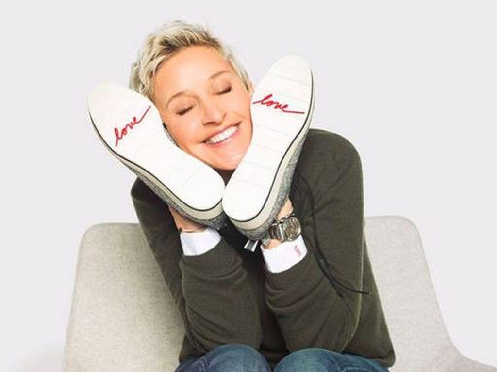 Duh, Ellen DeGeneres Sebut Bocah 11 Tahun Gendut dan Bodoh