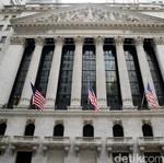 Kinerja Bank AS Kinclong, Wall Street Menghijau
