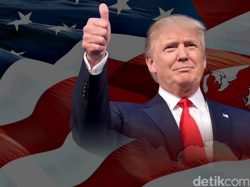Mereka Muslim, Mereka Pilih Donald Trump