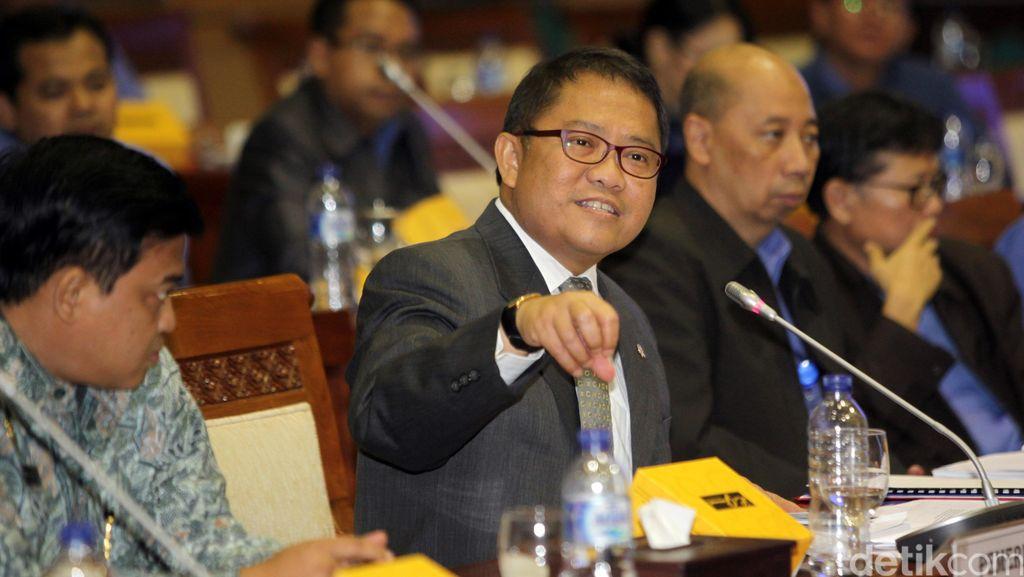 Revisi Hukuman Pasal Karet UU ITE Lanjut ke Panja DPR
