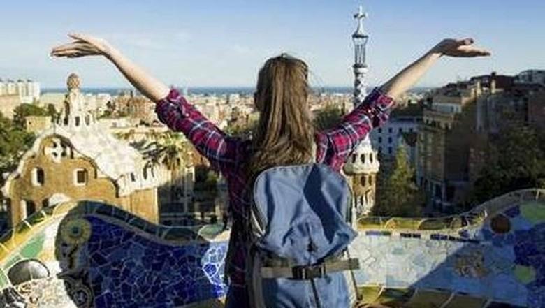 Hindari Teman Omdo, 5 Kawasan Ini Cocok Buat Solo Traveling