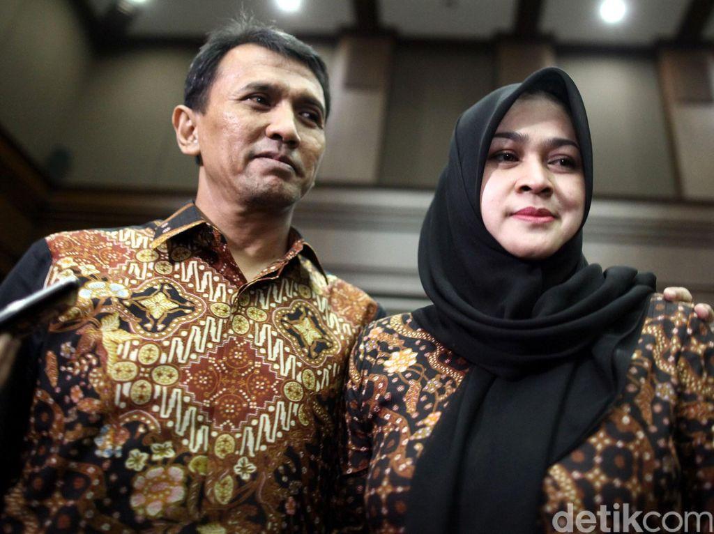 Istri Mantan Gubernur Sumut Bebas