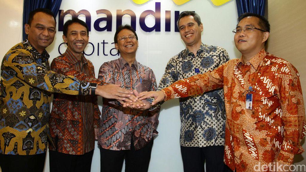 Peresmian Kantor Pusat Mandiri Capital Indonesia