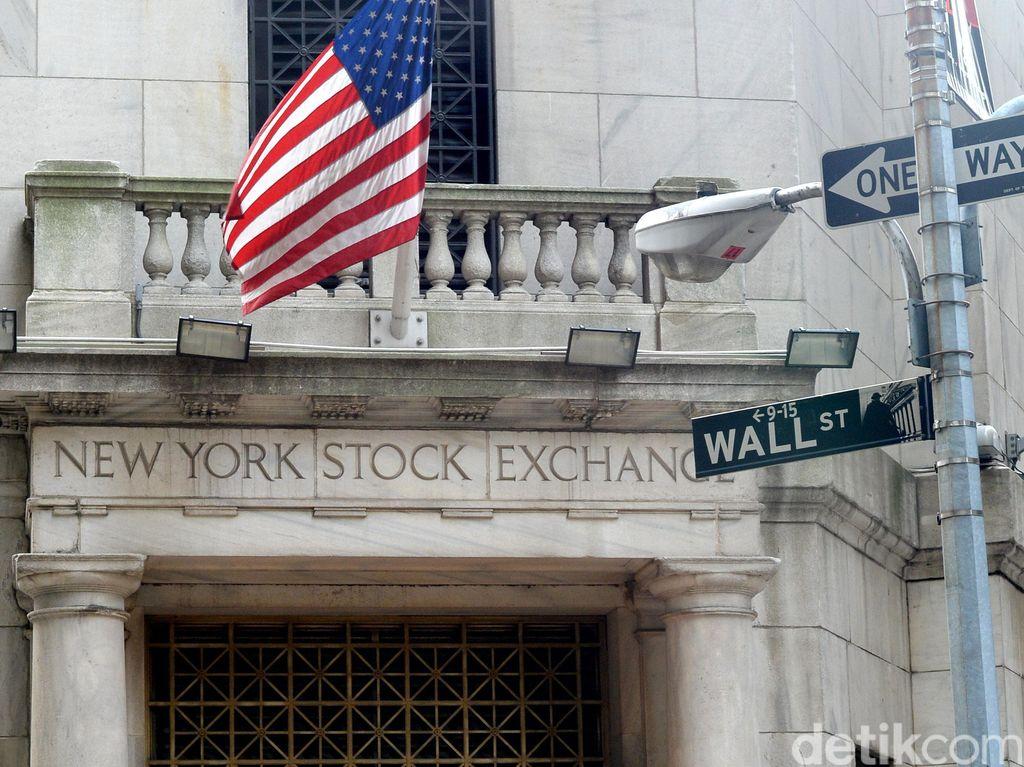 Ada Tanda-tanda Pemulihan Ekonomi, Wall Street Melejit