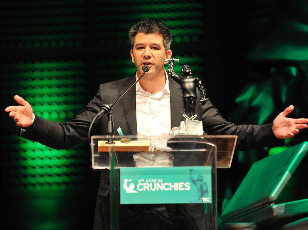 Bikin Semangat! Begini Nasihat Keren Pendiri Uber
