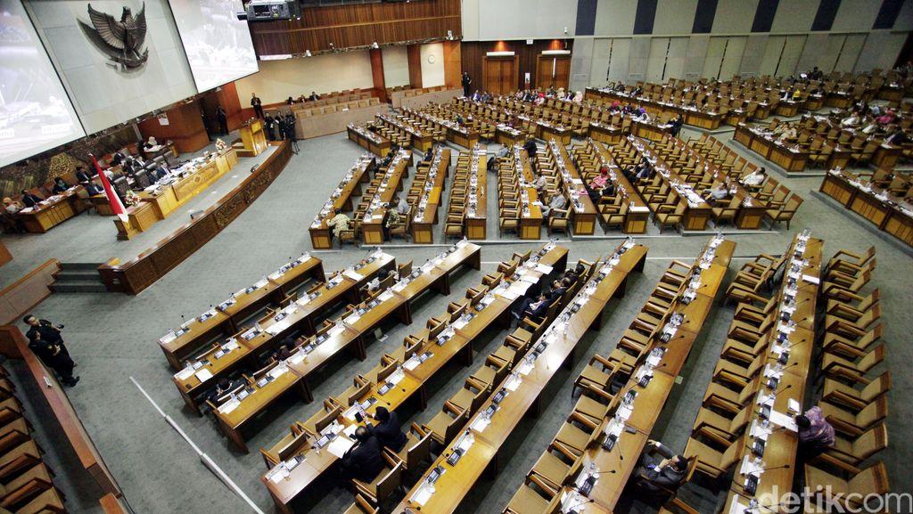 Ini Daftar Anggota DPR yang Jadi Pansus Revisi UU Terorisme