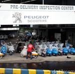 Skuter Peugeot Sudah Mendarat di Indonesia