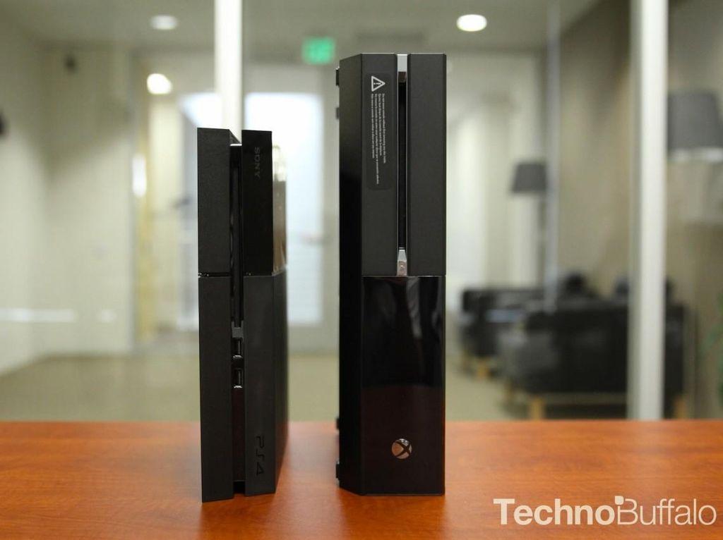 Gamer Xbox One dan PS4 Main Bareng, Mungkinkah?
