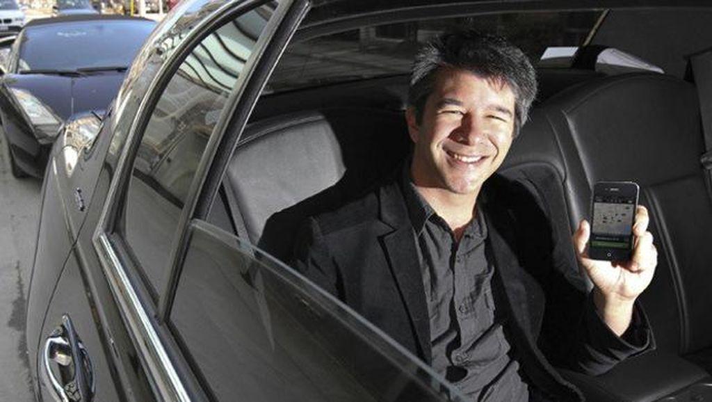 8 Ilmu Sukses Pendiri Uber