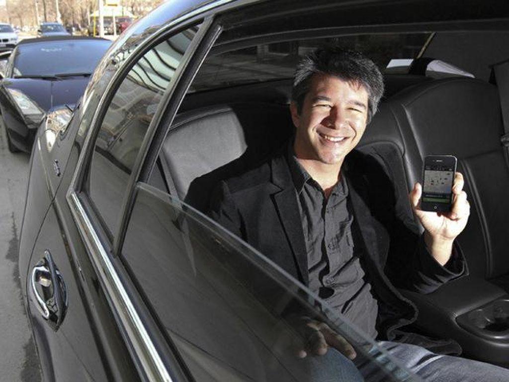 Kekayaan Pendiri Go-Jek dan Grab Kalah Telak dari Pendiri Uber