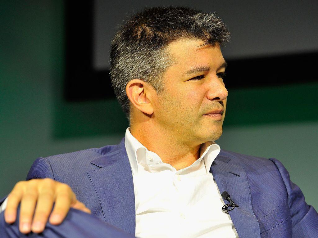 Mantan CEO Uber Diprediksi Raup Rp 122 Triliun
