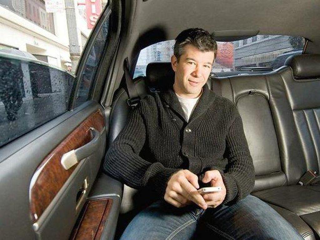Pendiri Uber Bikin Saingan Bitcoin
