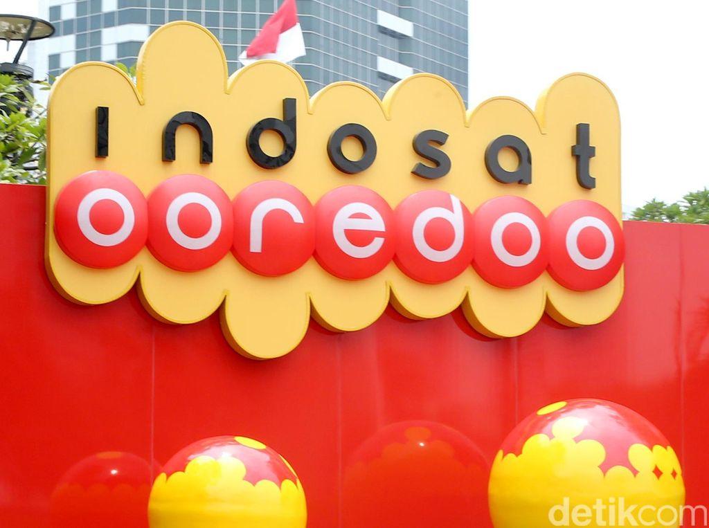Gaet Ericsson dan Huawei, Indosat Operasikan Digital Secara Menyeluruh
