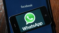 Jerman Larang Facebook Gunakan Data Pengguna WhatsApp