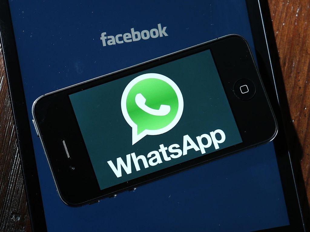 Ramai-ramai Mengecam WhatsApp Cs Mau Disadap