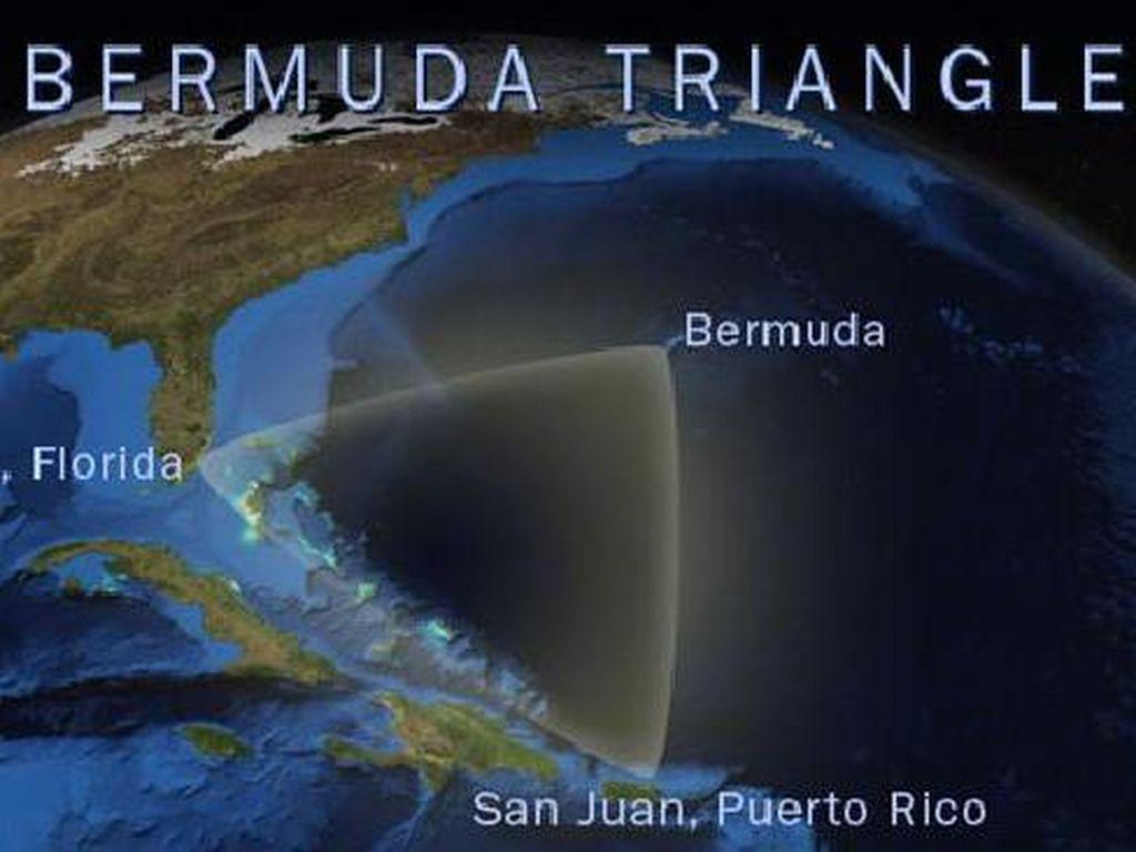 7 Fakta Aneh tentang Segitiga Bermuda yang Misterius