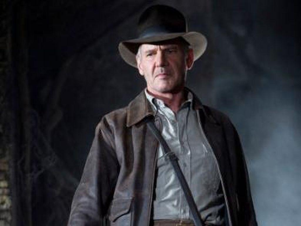 Steven Spielberg Beri Bocoran Kisah Indiana Jones 5