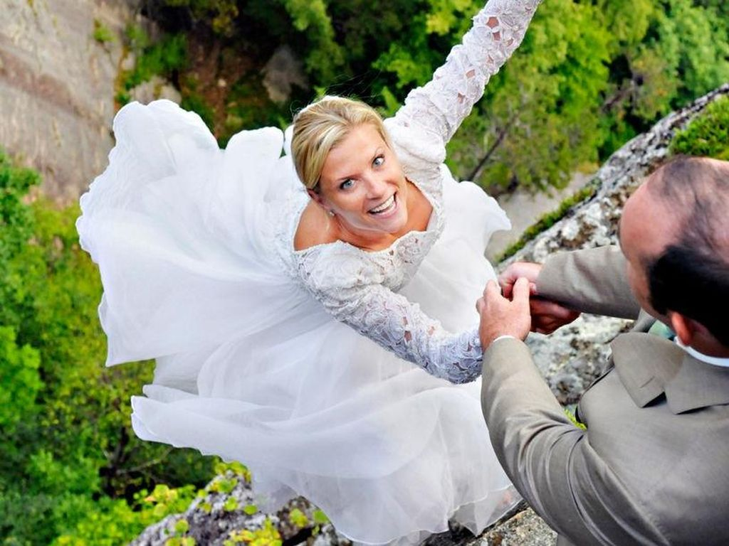Fenomena Pre-Wedding Ekstrem, Bahaya Tapi Menggoda