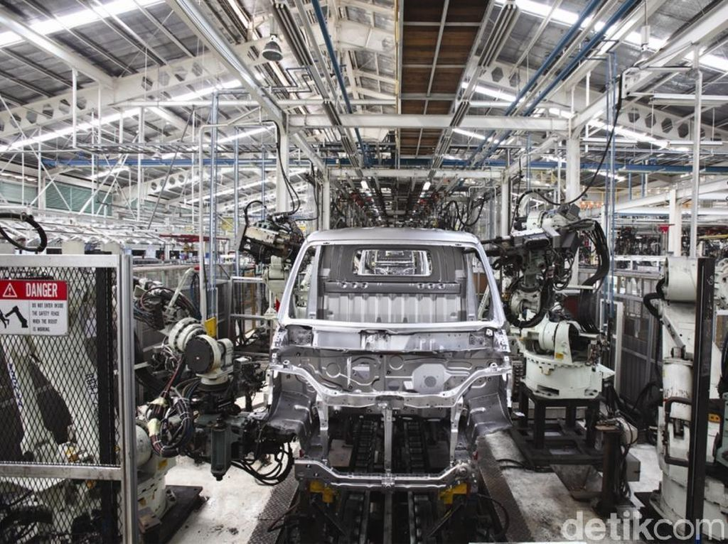 Industri Otomotif Lesu, Daihatsu Janji Tetap Bayar THR untuk Karyawan Pabrik