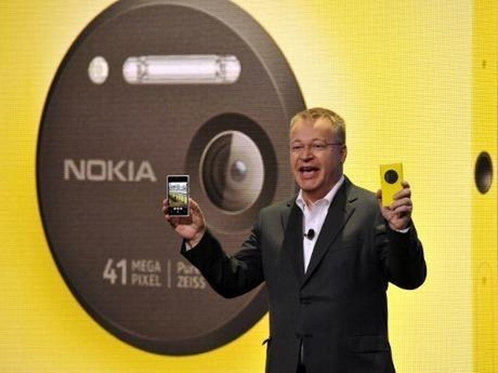Ini Tersangka Utama di Balik Tumbangnya Nokia