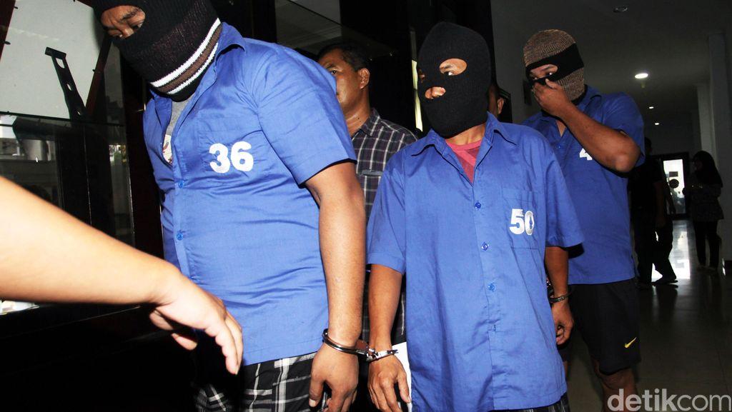 Polisi Tangkap Sindikat Narkoba Terbesar di Bali