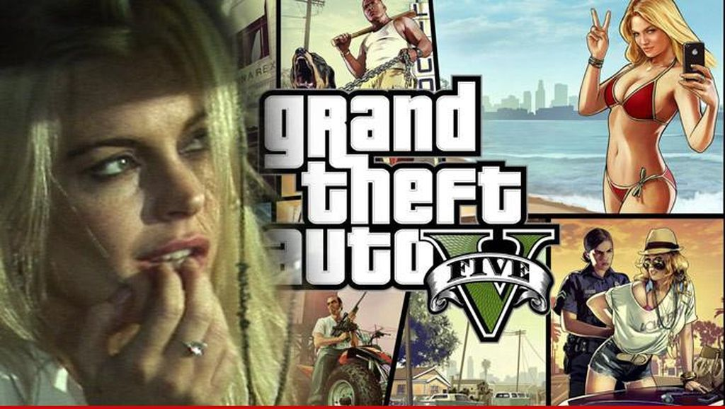 Gugatan Lindsay Lohan Atas GTA V Diproses Pengadilan