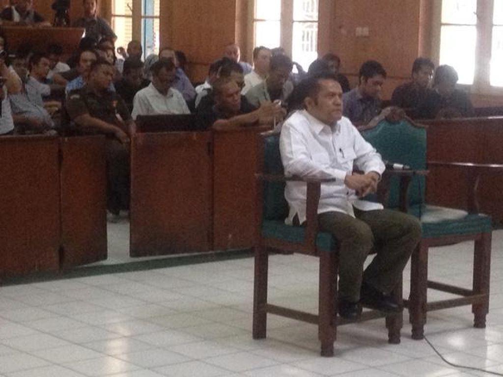 Eks Pejabat Sumut Diadili dalam Kasus Dana Hibah