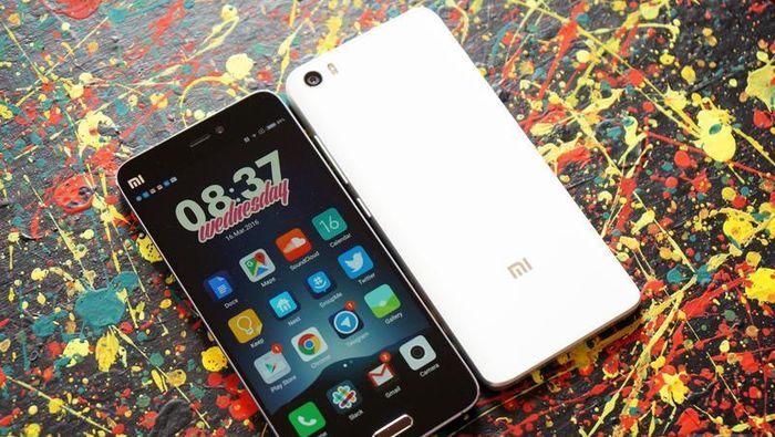 Xiaomi Mi 5. Foto: The Verge