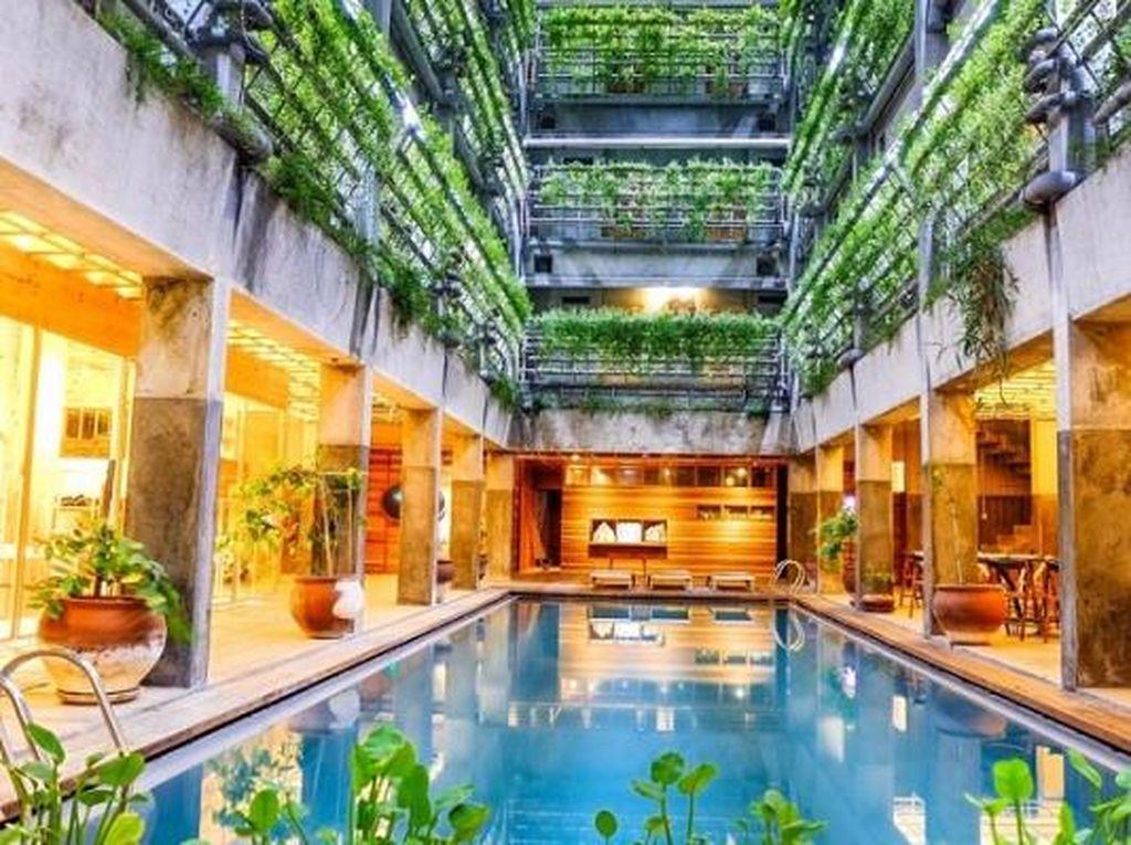 Bermalam di Hotel Fotogenik & Ramah Lingkungan di Yogya