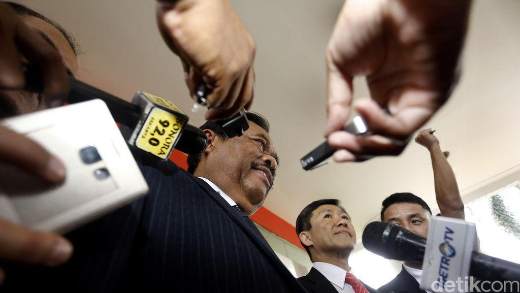 Jaksa Agung Bertemu Ketua KPK Hong Kong