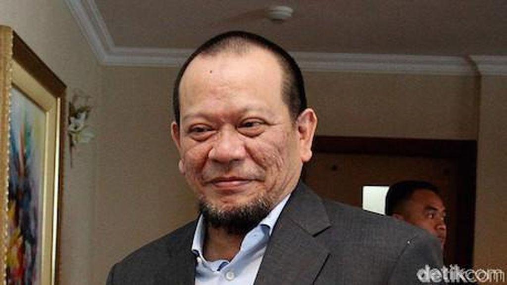La Nyalla Loncat ke PBB, Gerindra: Kami Tak Melarang