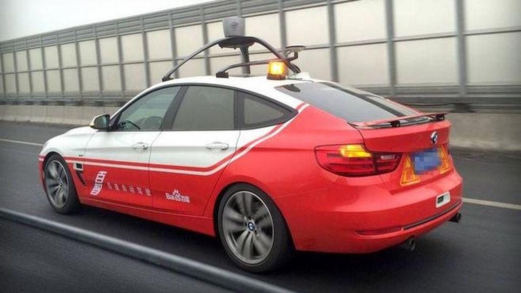 Cerai dengan BMW, Baidu Cari Partner Baru untuk Garap Mobil Otonom