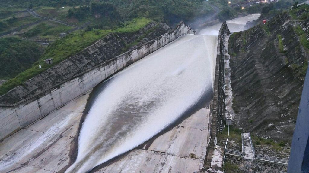 2 PLTMH Perdana yang Dibangun PUPR Berkapasitas 6,4 MW