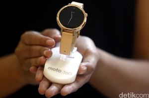 Motorola Luncurkan Moto 360
