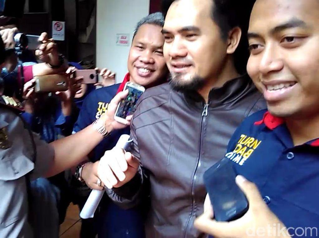 Polisi Limpahkan Berkas Artis Saipul Jamil ke Kejaksaan Pekan Ini