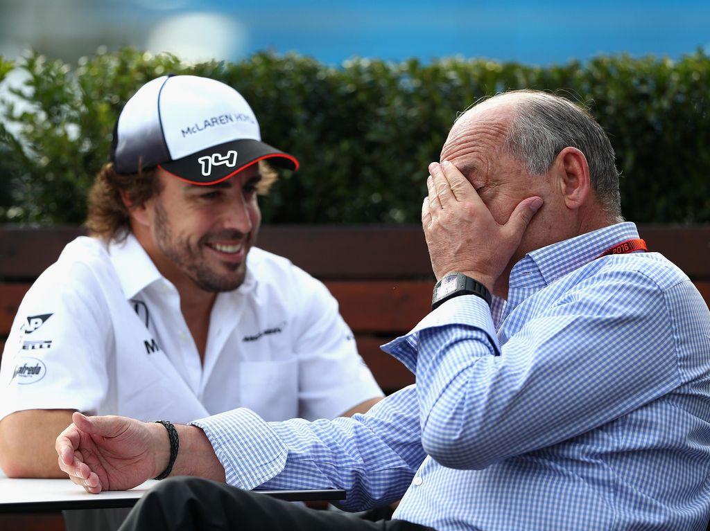 Andai Ferrari Juara Tahun Ini, Alonso Akan Menyesal