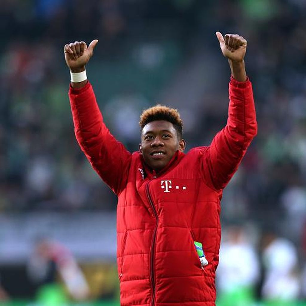 David Alaba Tegaskan Masih Bahagia di Bayern