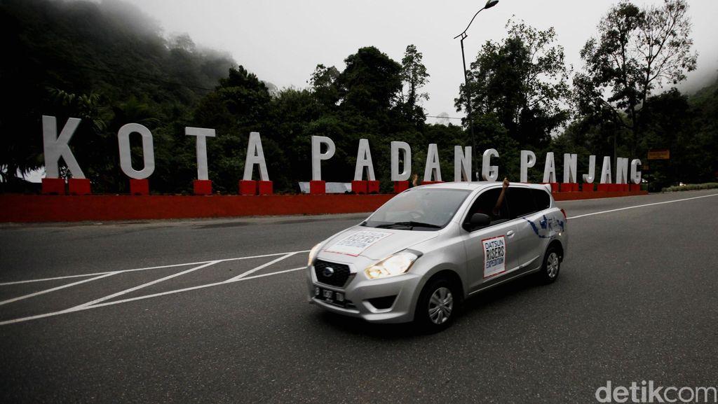 Datsun Risers Expedition Sukses Tuntaskan Etape Ketiga