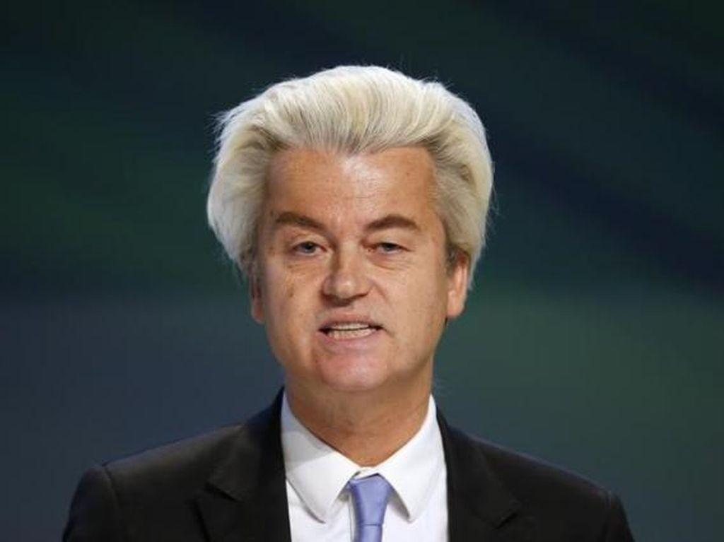 Geert Wilders Adakan Lomba Kartun Nabi Muhammad Lagi